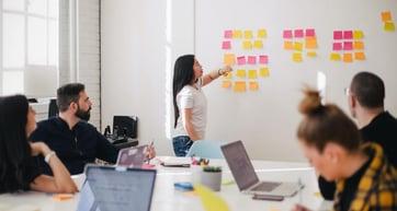 L'empathy map : outil de co-création des webmarketers