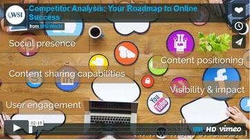 Analyse des concurrents : votre feuille de route pour le succès en ligne
