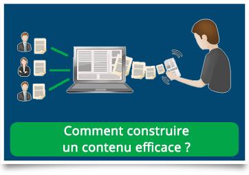 Construire le contenu pour un site internet efficace