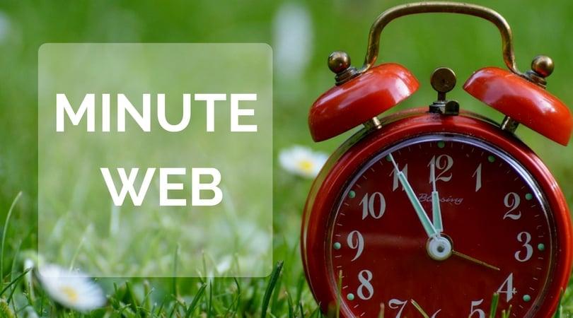 la minute web de WSI